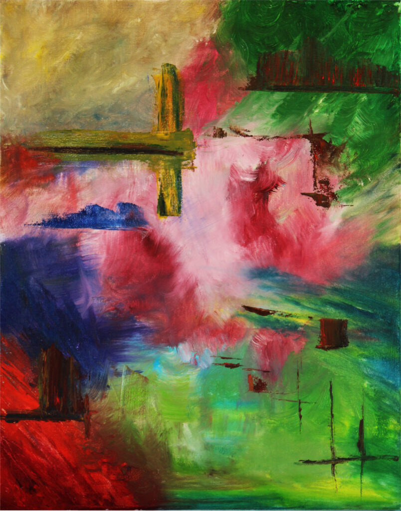 High Rated Abstract Art, Homepage