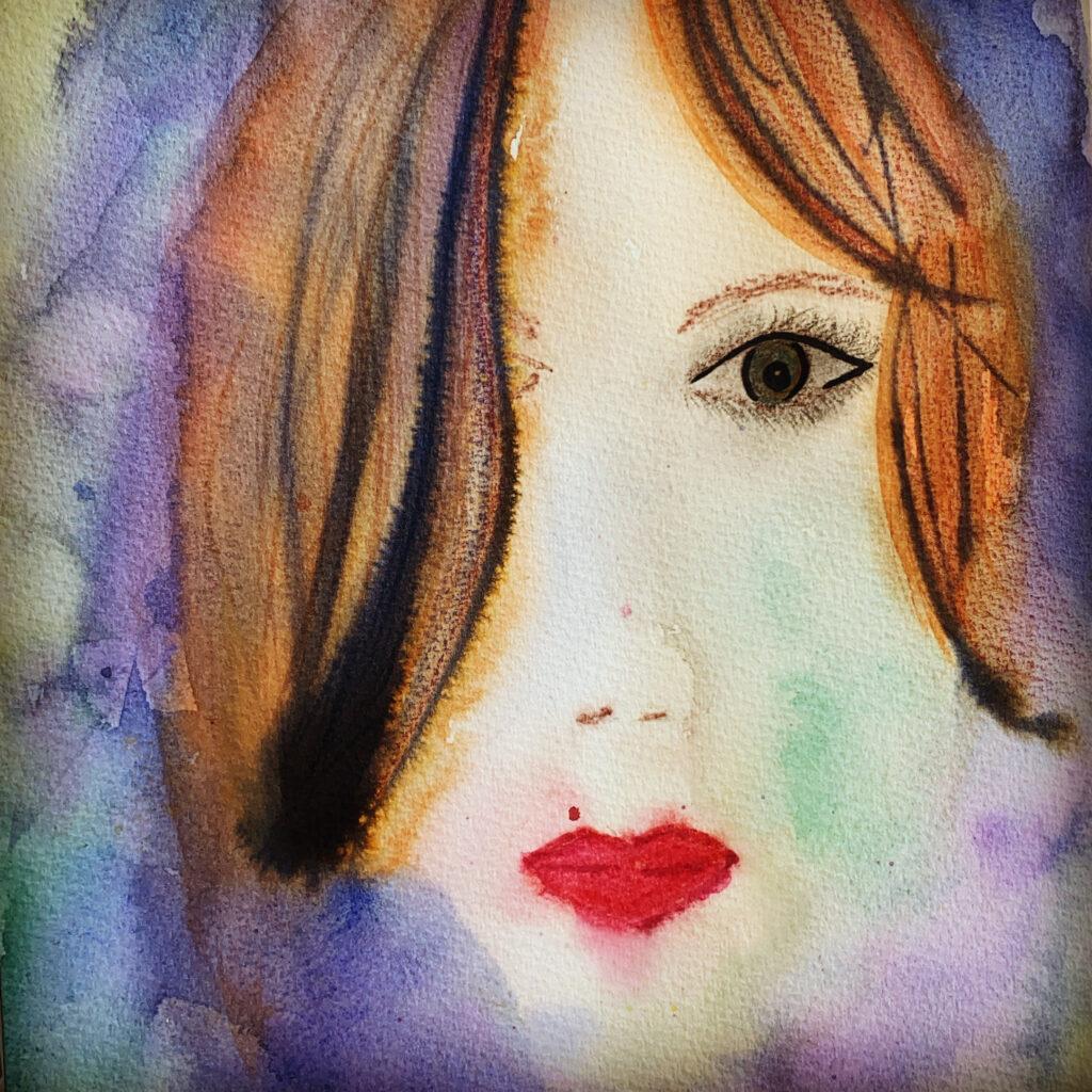 , Watercolor